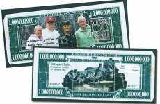 Billion-Dollar Business Cards