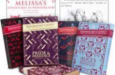 Personalized Classic Books