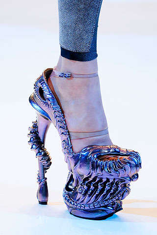 Sea Creature Shoes