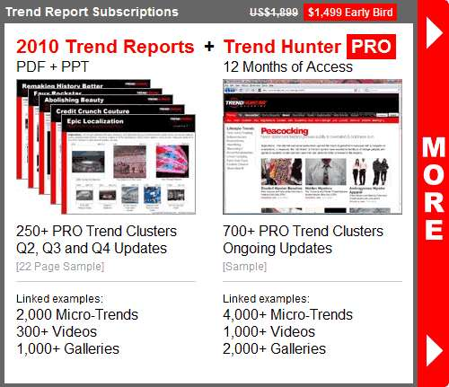 2010 Trend Reports + Pro