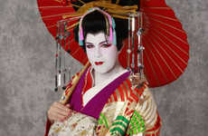 25 Twists on Geisha Glam