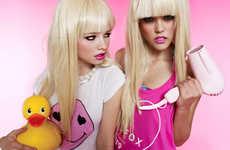 Barbiefied Fashion Lines