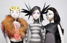 Couture Clad Dolls