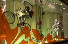 Extreme Sport Fashion Displays