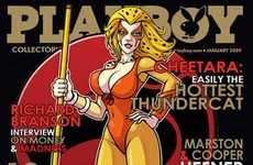 Cartoon Playboy Covers