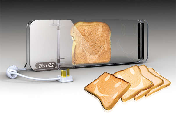 Transparent Toasters