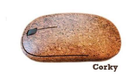 Corky wireless mouse