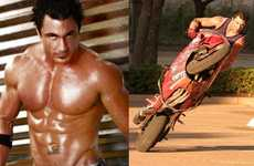 Pyrotechnic Stunt Riders