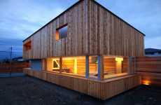 Modern Log Cabins
