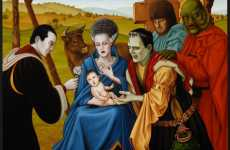 Monstrous Religious Art
