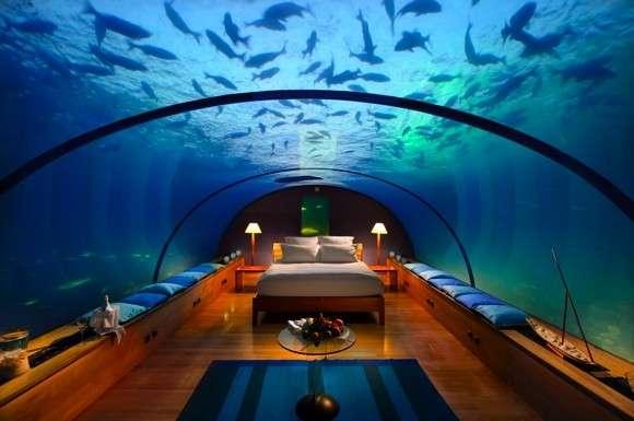 Underwater Hotels (UPDATE)
