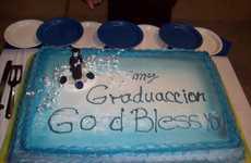 Graduation Cake Fails