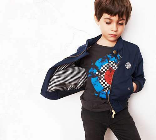 Hipster Children's Fashion