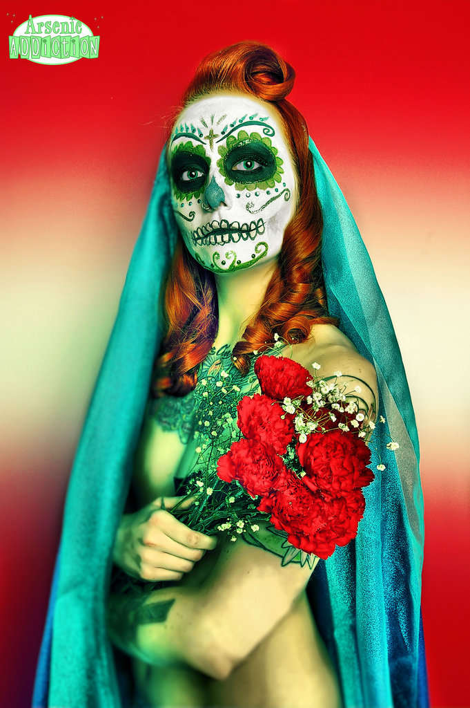 Day of the Dead Pin-Ups