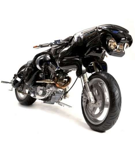 Jaguar Motorcycle