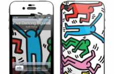 Adhesive Phone Designs