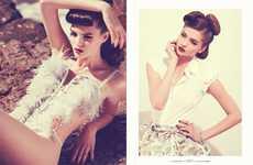 50s-Inspired Pictorials