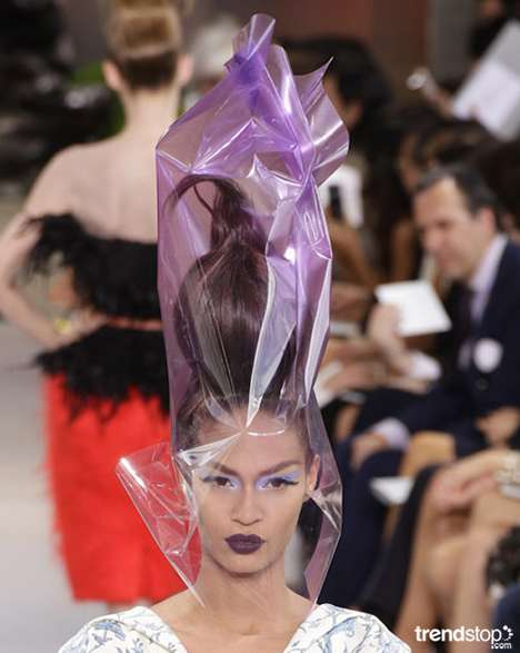 Cellophane Couture