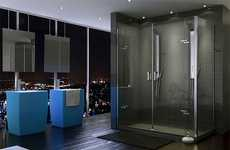 Ultra-Minimalist Showers