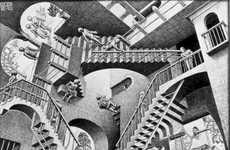 Interactive Escher Art