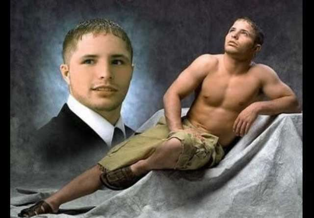 Yearbook Photo Fails
