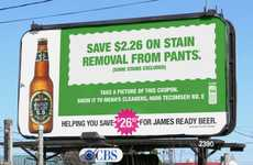 Clever Coupon Billboards