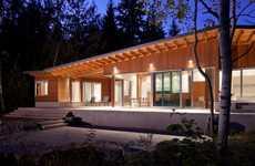 Wooden Bungalow Cottages