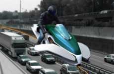 Flying Motorbikes
