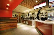 Extravagant Fast Food Restaurants