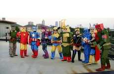 30 Comic Book Costumes