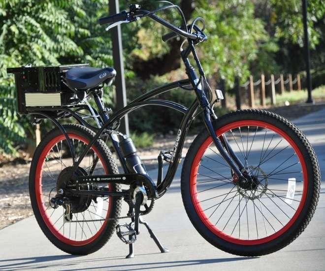 Hydro-Happy Eco Bikes