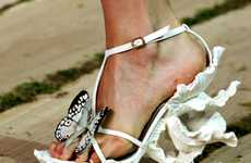 Fluttering Spring Shoes