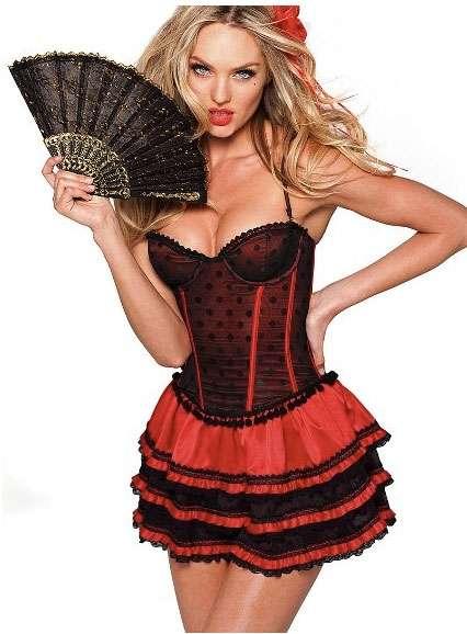Lingerie Halloween Costumes