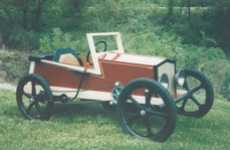 DIY Bicycle Buggies