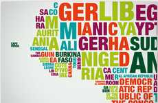 Typographic Topography