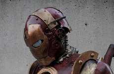 Steampunk Superhero Suits