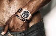 Wristwatch Sexvertising