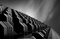 Futuristic Architecture Photography