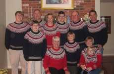 Humiliating Holiday Portraits