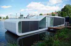 Delightful Docked Dwellings