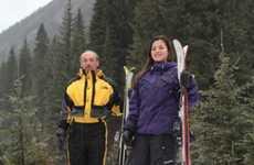 Motorized Skis